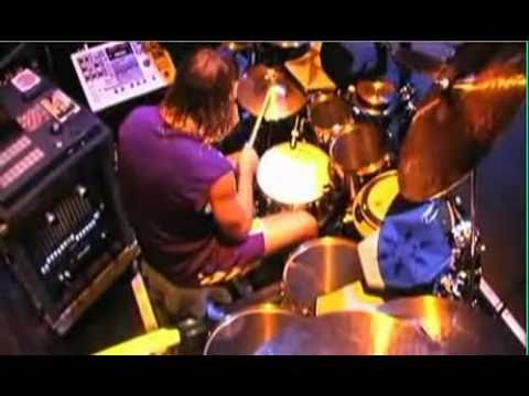 Danny Carey (TOOL) - Lateralus (drumcam) Live Video