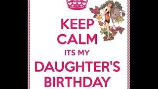 💖🌻 HAPPY BIRTHDAY DAUGHTER!🌻 💖 (E-Card Category: Birthday)