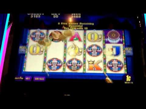 Jackpot catcher slot machine