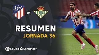 Un gol de Diego Costa le da la victoria al Atlético de Madrid contra el Real Betis en el Wanda Metropolitano y certifica la clasificación a la Liga de Campeones #AtletiRealBetis J36 LaLiga Santander 2019/2020  Suscríbete al canal oficial de LaLiga Santander en HD http://goo.gl/Cp0tC Subscribe to the Official Channel of LaLiga in High Definition http://goo.gl/Cp0tC  LaLiga Santander on YouTube: http://goo.gl/Cp0tC LaCopa on YouTube: http://bit.ly/1P4ZriP LaLiga SmartBank on YouTube: http://bit.ly/1OvSXbi Facebook: https://www.facebook.com/laliga Twitter: https://twitter.com/LaLiga Instagram: https://instagram.com/laliga Google+: http://goo.gl/46Py9