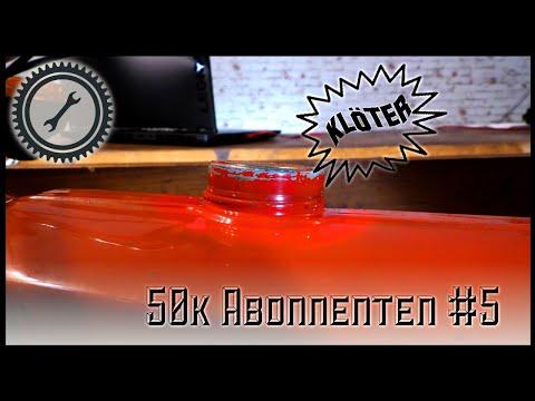 Das mysteriöse Simson Geräusch #5 - 50.000 Abonnenten Special