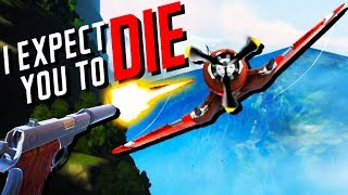 Shooting Planes and Solving Mysteries! - I Expect You To Die VR - Oculus Rift VR