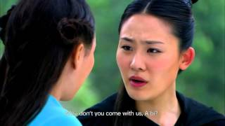 The Demi-Gods and Semi-Devils episode 48 English SubtitlesHDFULL