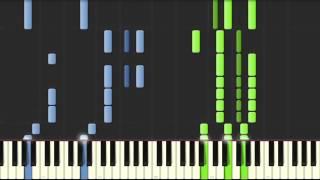 Magic System   Magic In The Air Feat  Chawki Piano Tutorial   Midi Download