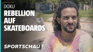 Skateboarder in Kuba: Kampf gegen Embargos und Verbote   Sportschau