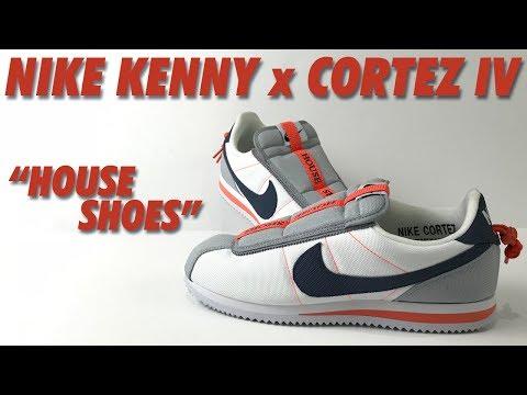 NIKE KENNY CORTEZ IV SHOE REVIEW!