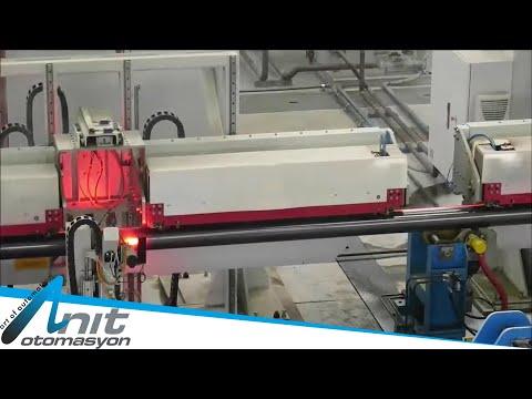 Konveyor Otomasyonu - ABD Texas, Borusan Pipe