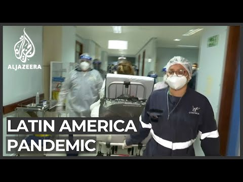 Latin America faces second COVID-19 wave