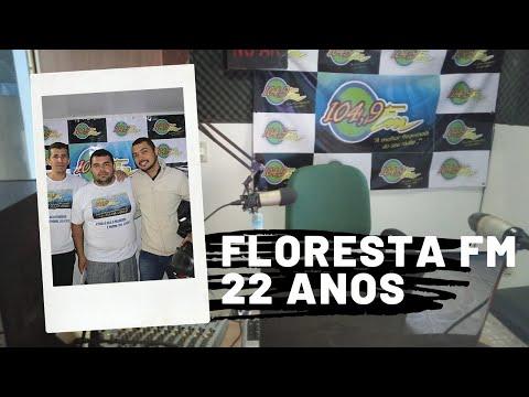 22 ANOS FLORESTA FM