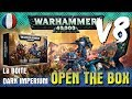 Warhammer 40K Dark Imperium V8 Open The Box VF FR