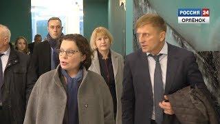 Валентина Переверзева в «Орлёнке»