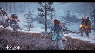 The Frozen Wilds DLC - Beating Two Fireclaws