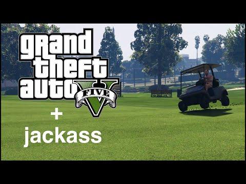 hqdefault - Trevor de GTA V a lo Jackass.