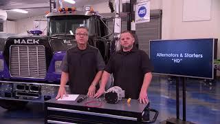 HD Alternators and Starters