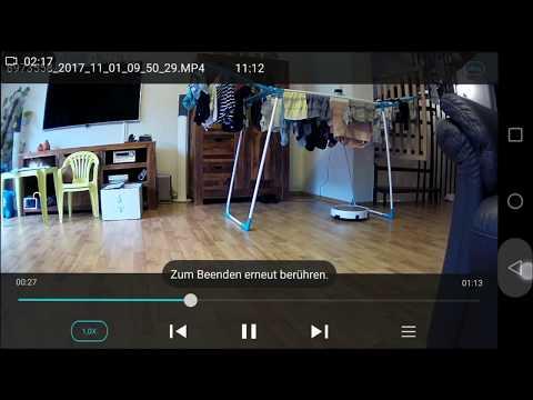 Digoo DG-M1Z 1080P - REAL Sample-Media // footage  Banggood
