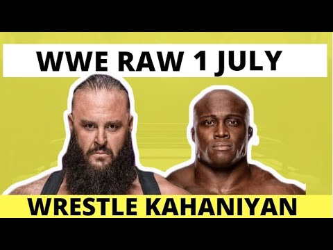 Download WWE RAW highlights 1 July 2019 | Monday Night Raw Results | WWE in Hindi HD Mp4 3GP Video and MP3