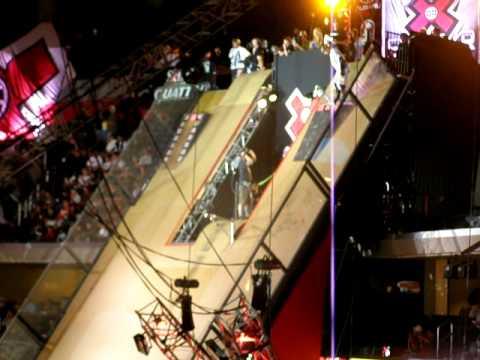 PIerre-Luc Gagnon Big Air Contest at X Games 14