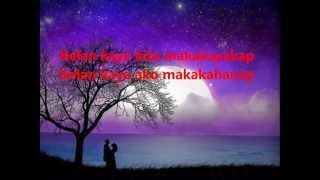 Christian Bautista - kelan kaya -  with lyrics
