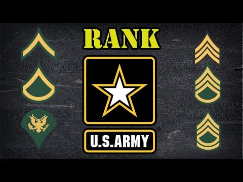 Explaining US Army Enlisted Rank Mp3