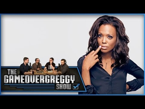 Aisha Tyler (Special Guest) - The GameOverGreggy Show Ep. 28