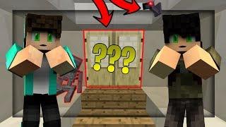 SÁM DOMA V MINECRAFTU!!! 🏠 - CO NÁŠ TÁTA UKRÝVÁ NA TAJEMNÉ PŮDĚ?! 😱 /w Ikonova Videa