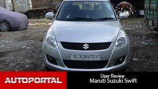 Maruti Suzuki Swift User Review - 'value for money' - Auto Portal