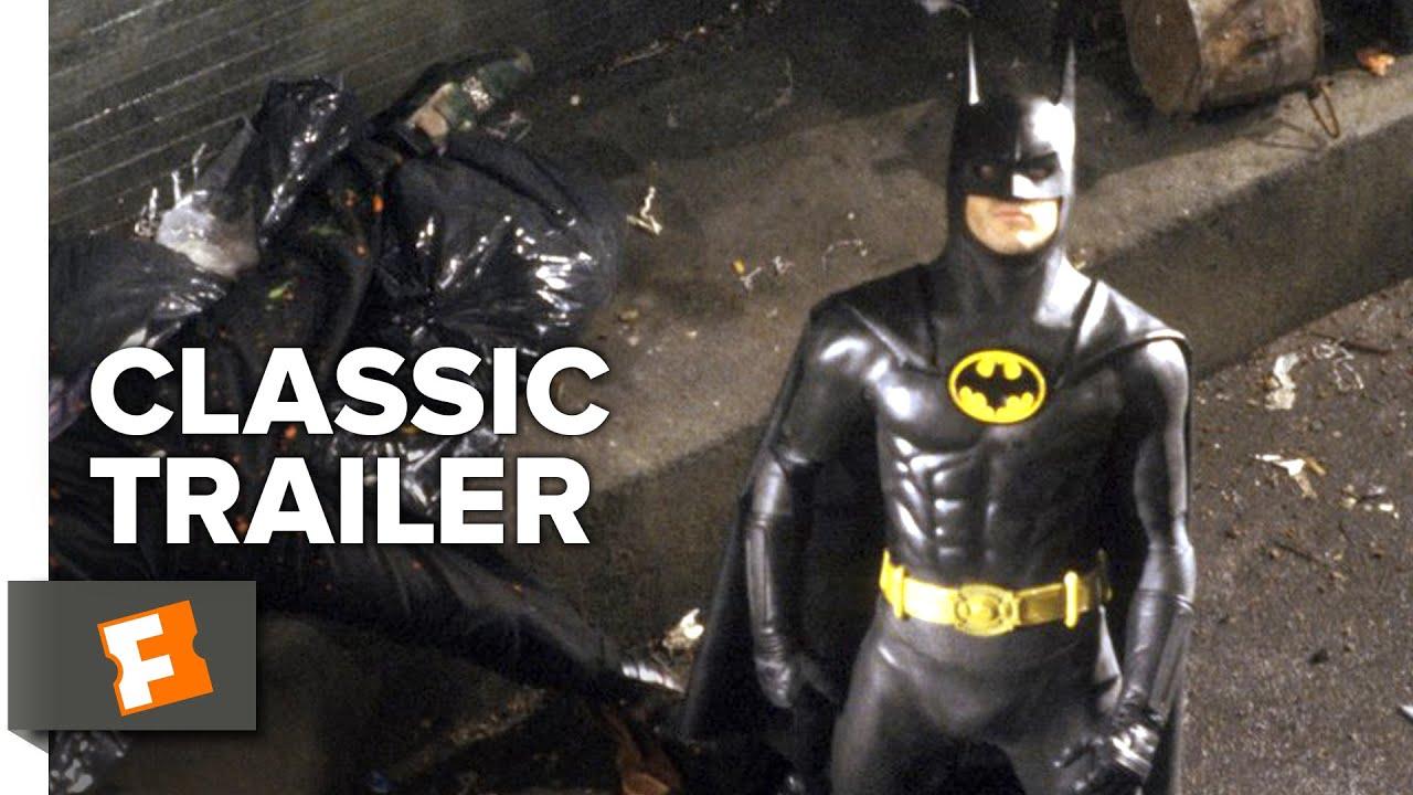 Trailer för Batman