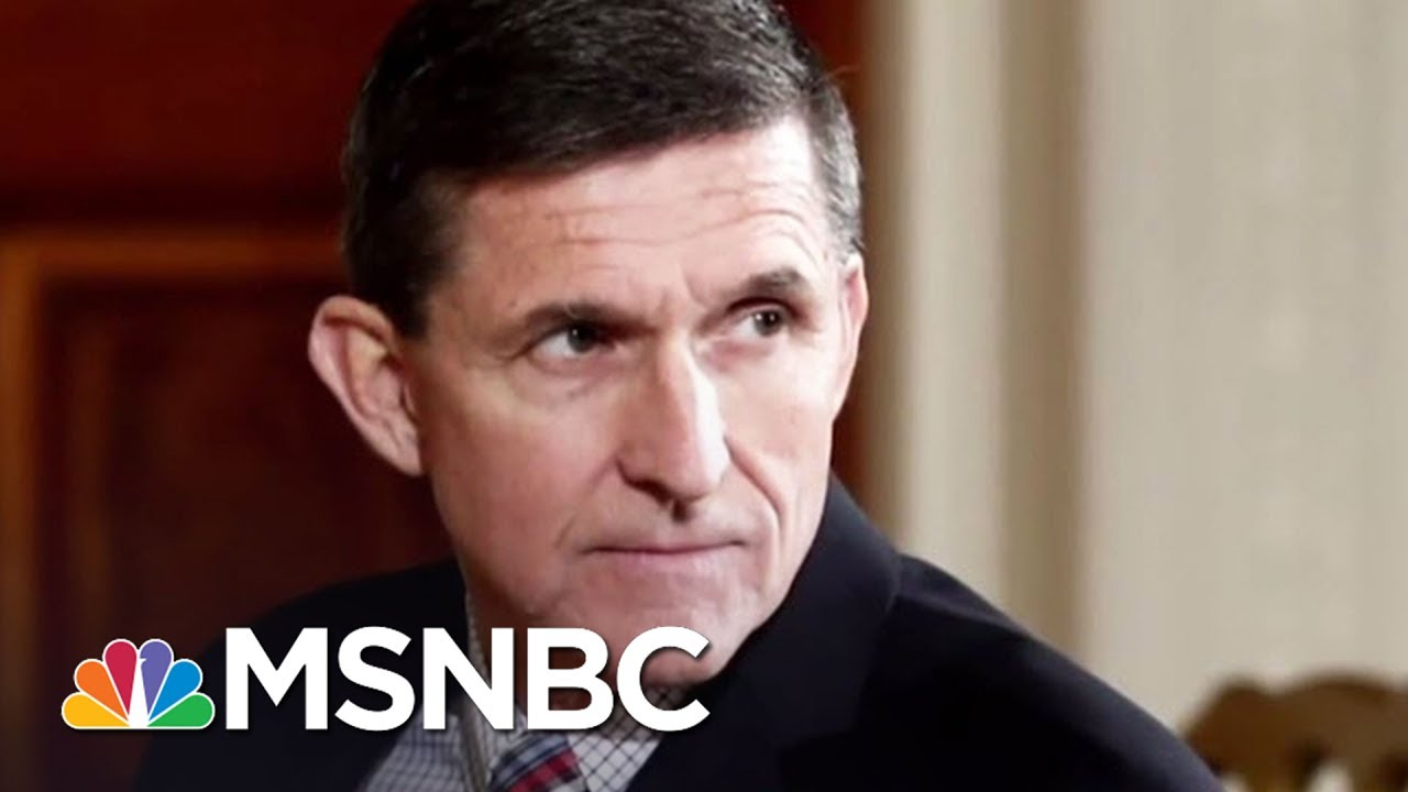 Russians Hoped To Use Donald Trump Aides For Influence | The Last Word | MSNBC thumbnail
