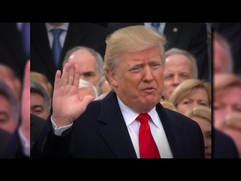 New ad highlights Trump's 100-day achievements mp3