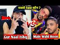 Yo Yo Honey Singh Vs Raftaar | Gur Nalo Ishq Mitha Vs Main Wahi Hoon | Honey Singh Badshah Raftaar |
