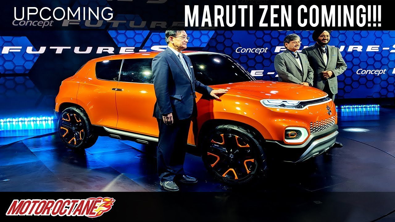 Motoroctane Youtube Video - Maruti Zen coming back as SUV | Hindi | MotorOctane