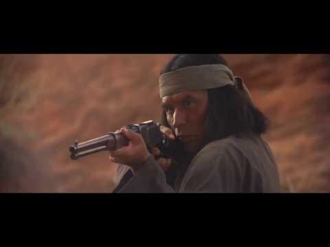 Джеронимо: Американская легенда (1993). Бой между чирикауа-апачами и мексиканцами