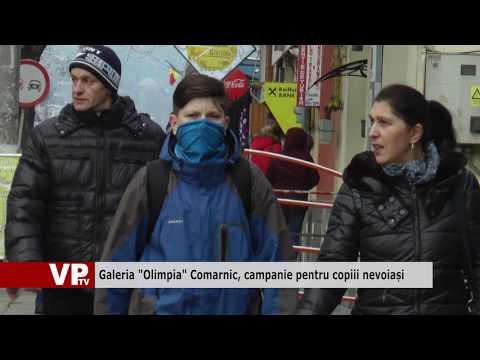 """Galeria """"Olimpia"""" Comarnic, campanie pentru copiii nevoiași"""