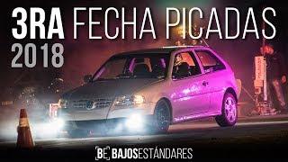 3ra Fecha de Picadas 2018 - 13/04/2018 - Autódromo de El Pinar (Canelones, Uruguay)