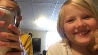 Sophie & Annie Food Challenge