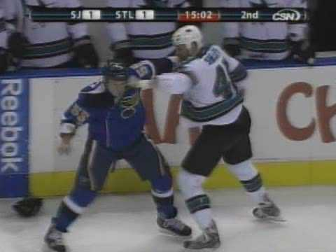 Jody Shelley vs Cam Janssen