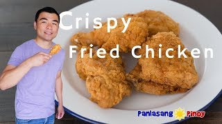 How To Cook Crispy Fried Chicken