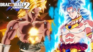 BROLY BECOMES A DESTROYER?! The NEW Hakaishin Broly! | Dragon Ball Xenoverse 2