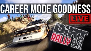 More DiRT Rally 2.0 Career Goodness | Release Version
