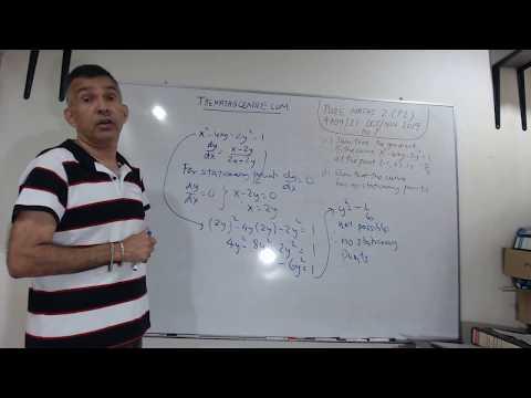 CIE Pure Maths 2 (P2) 9709/21 Oct/Nov 2019 Q7 Exam Solutions ...
