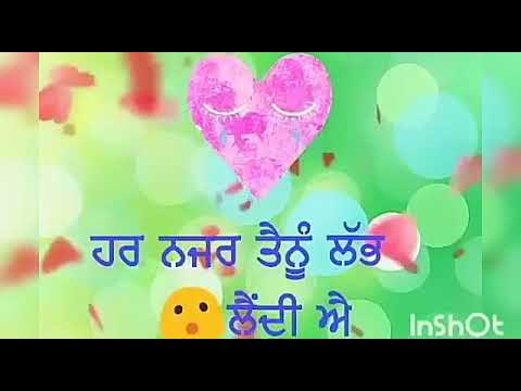 Whatsapp status punjabi motivational song video download