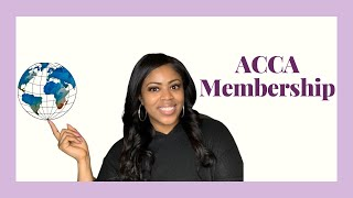 Becoming an ACCA Member