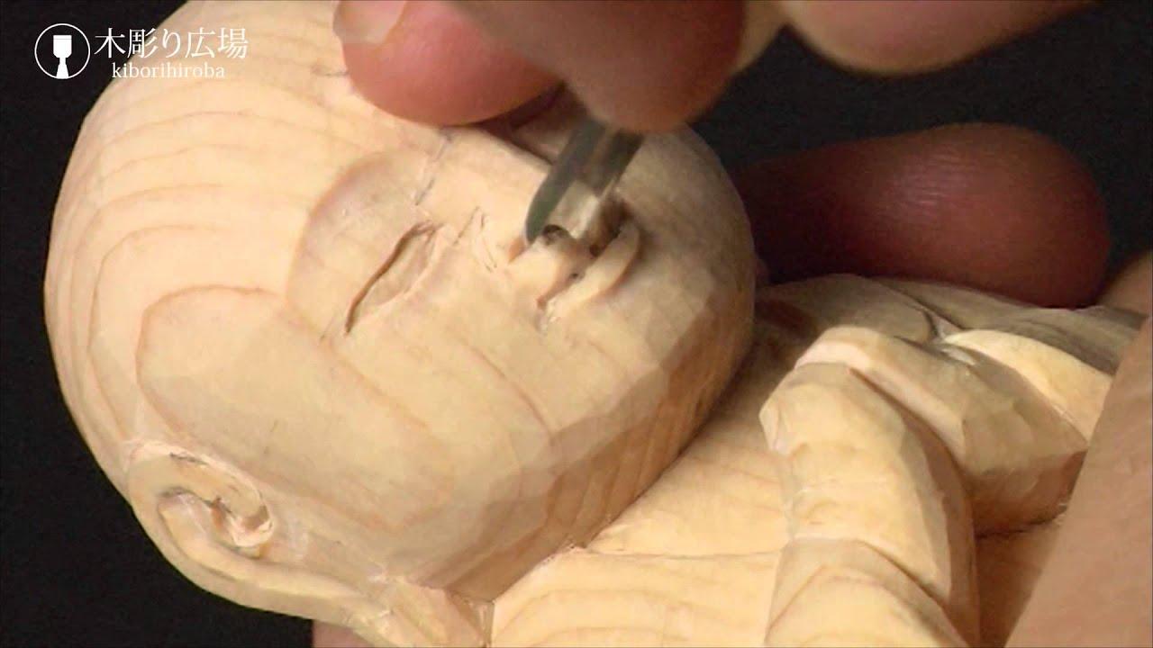 Quá trình tạo Diện và mở mắt tượng Bồ Tát Địa tạng của người Nhật Bản