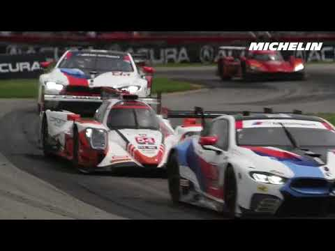 Michelin at Mid-Ohio - Mid-Ohio Sports Car Course