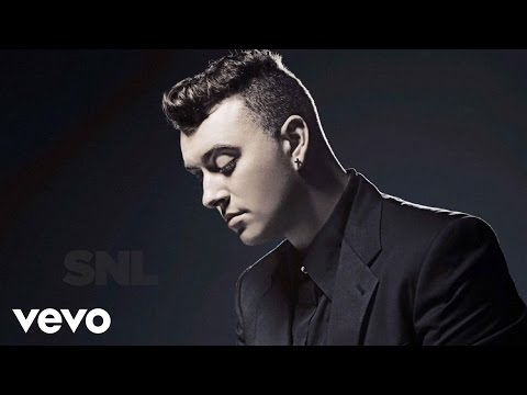 Sam Smith - Lay Me Down (Live on SNL) (видео)