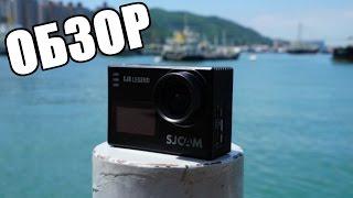 Крутая экшн камера - SJCam SJ6 Legend - обзор