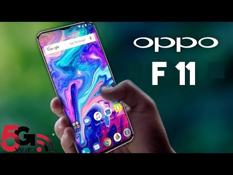 Oppo F11 - 50 MP Camera, 5G, Android 9 0 Pie, Specs And Price, Hands