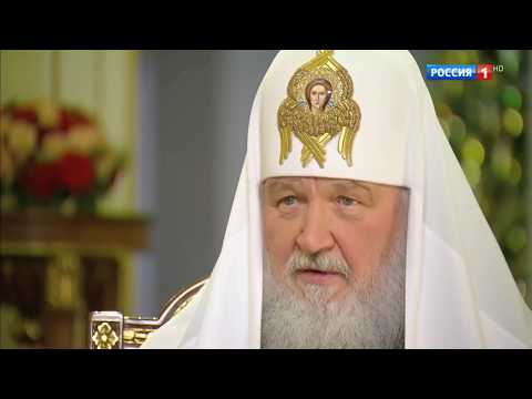 Russian Patriarch Discusses Good, Evil, and the End-Times