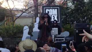 Ab-Soul Performs SOPA at The COMPLEX house SXSW