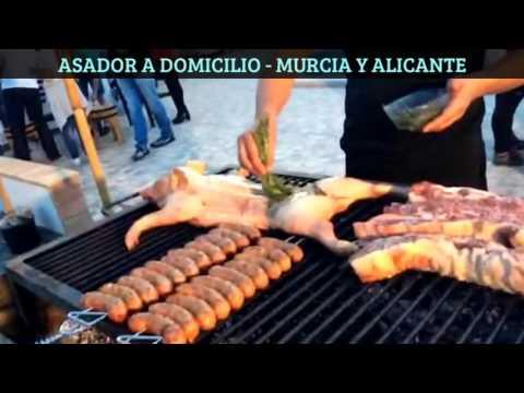 COCHINILLO A LA BRASA en Murcia